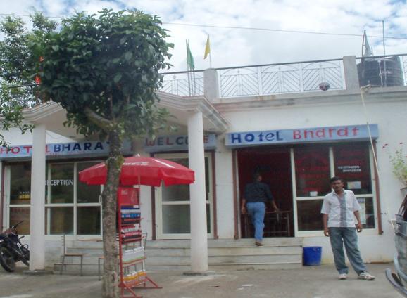 Hotel Bharat Phata Exterior