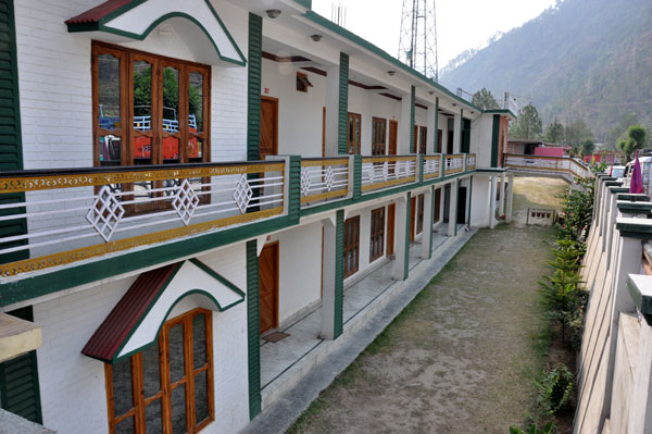 Hotel Divine Palace Uttarkashi