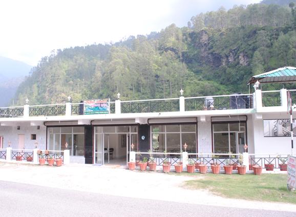 Hotel Ganga Ashray Uttarkashi
