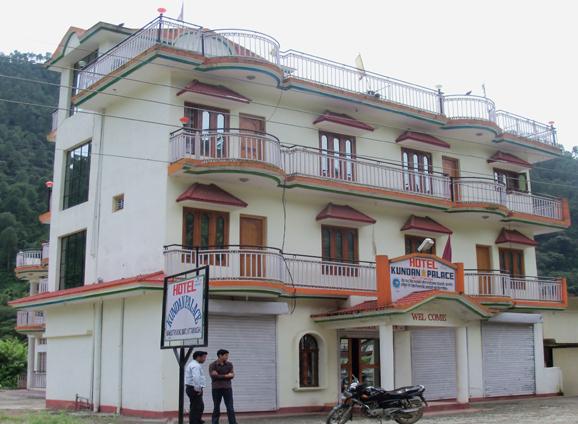 Hotel Kundan Palace Uttarkashi