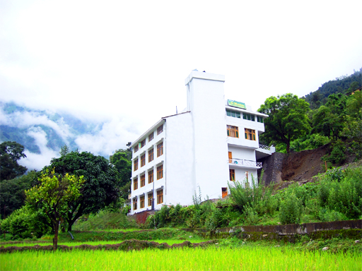 Hotel Le Meadows Pipalkoti