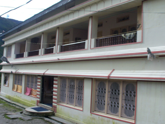 Hotel Punjab Sindh Awas Kedarnath