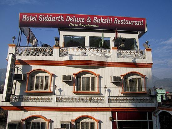 Hotel Siddarth Deluxe Srinagar Garhwal