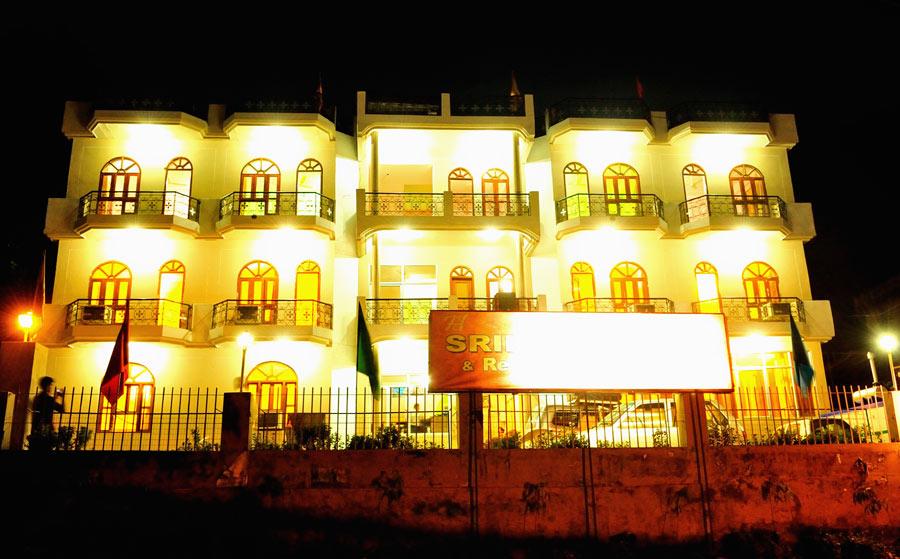 Hotel Srikot Castle Srikot Srinagar Garhwal