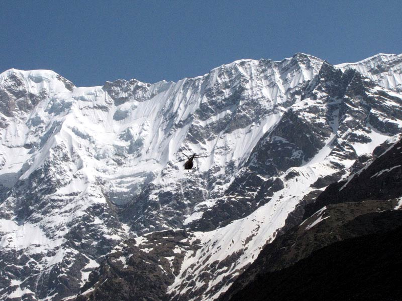 Budget Helicopter Char Dham tours