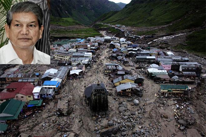 Harish Rawat on Kedarnath New Route