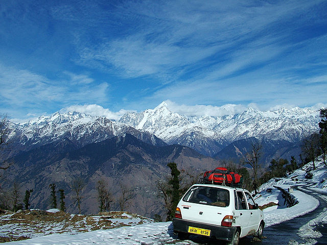 Roads in Uttarakhand