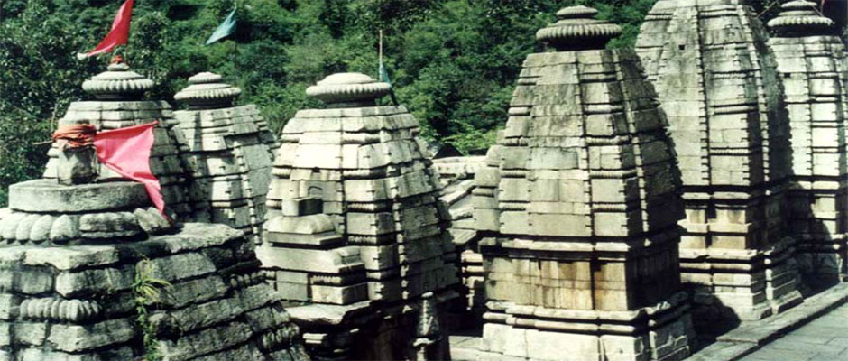 Adi Badri Temples Group