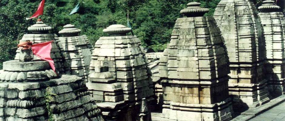 Adi Badri Temples Group
