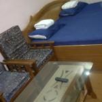 Sitting Area in Hotel Devbhoomi Rooms