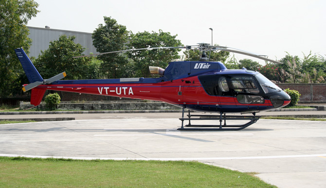 UTAir Do Dham Helicopter Tour