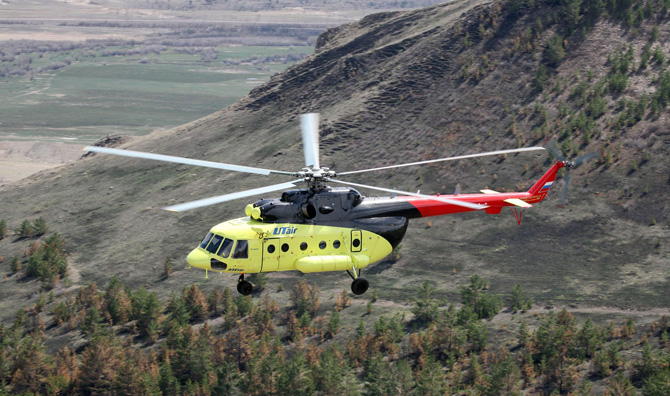Char Dham Helicopter Tour from UTAir