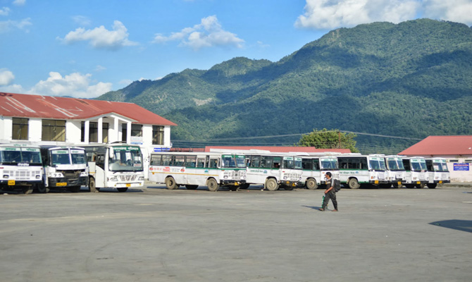 Advance booking of 60 buses for Char Dham Yatra