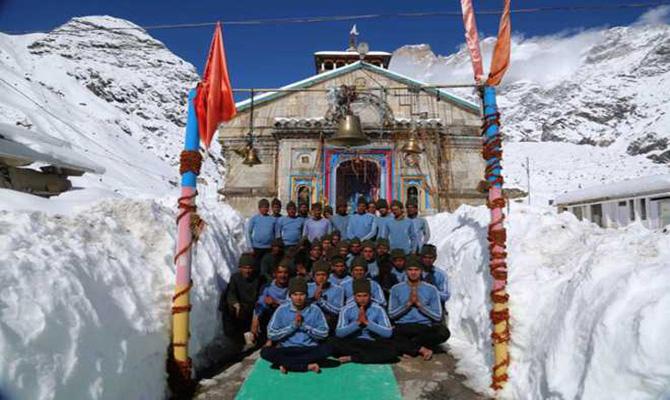 Advance group to reach Kedarnath by 10 April