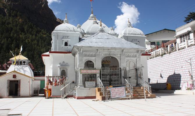 Gangotri Dham declared portal opening hours