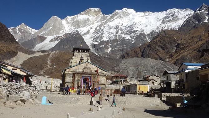 Kedarnath Yatra to End on October 25