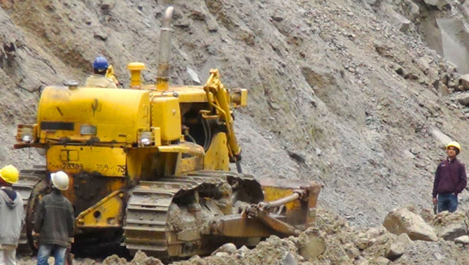 Restoration work on alternative route to Kedarnath in full swing