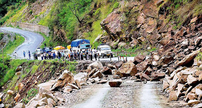 Unseasonal rain halted Char Dham Yatra preparation