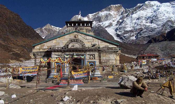 Uttarakhand Cabinet meeting at Kedarnath on October 20