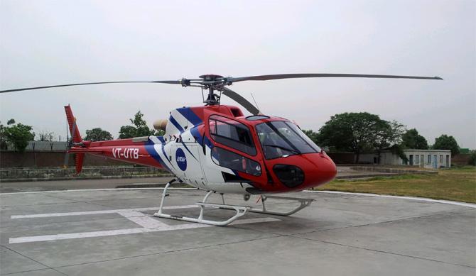 Hemkund Sahib Helicopter Tour