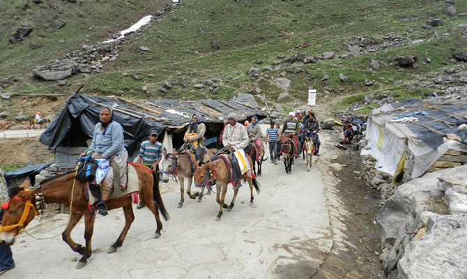 Fitness Test Compulsory for Senior Citizens going to Char Dham Yatra
