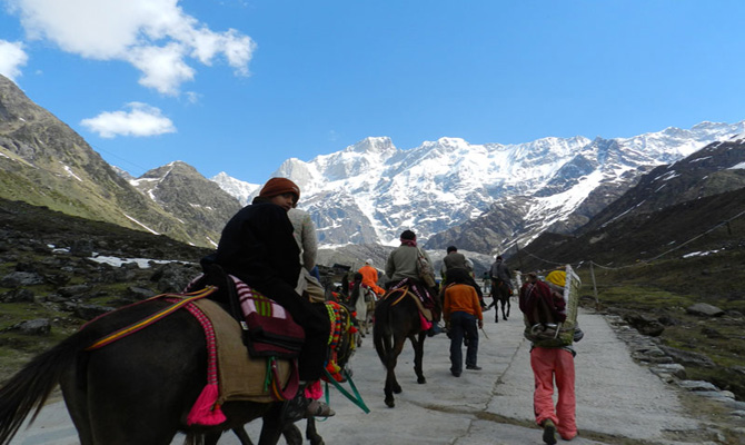 Gangotri-Yamunotri visitors to undergo biometric registration