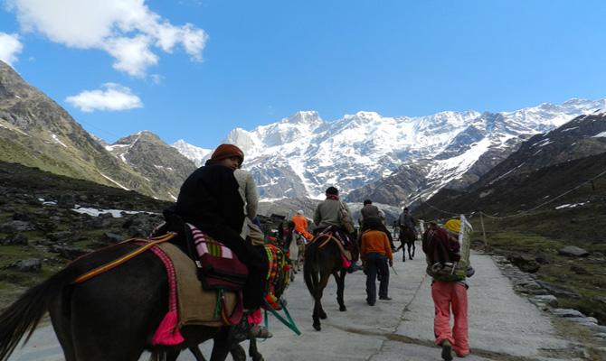 Gangotri-Yamunotri visitors to undergo biometric registration