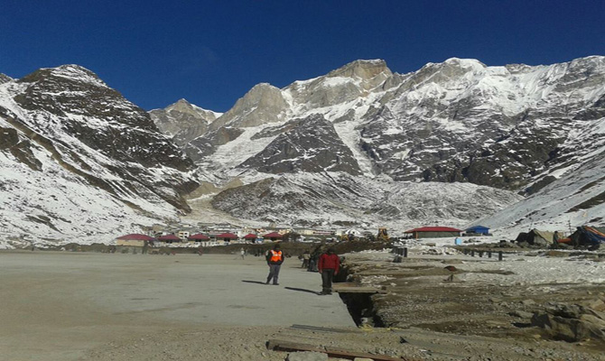 Kedarnath Bringing back to life with a new face