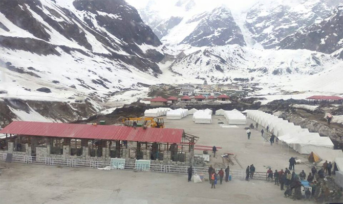 Kedarnath ready to welcome pilgrims
