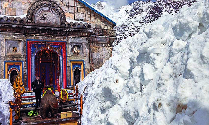 Kedarnath still has a long way to go