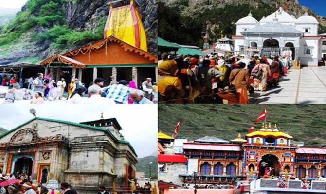 No effect of earthquake on Char Dham Yatra