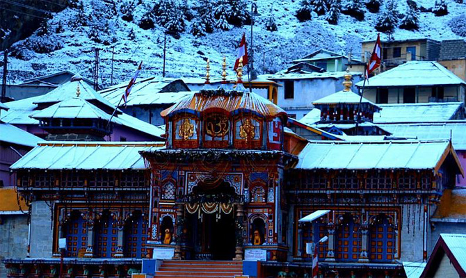 Direct bus service from Sonprayag to Badrinath