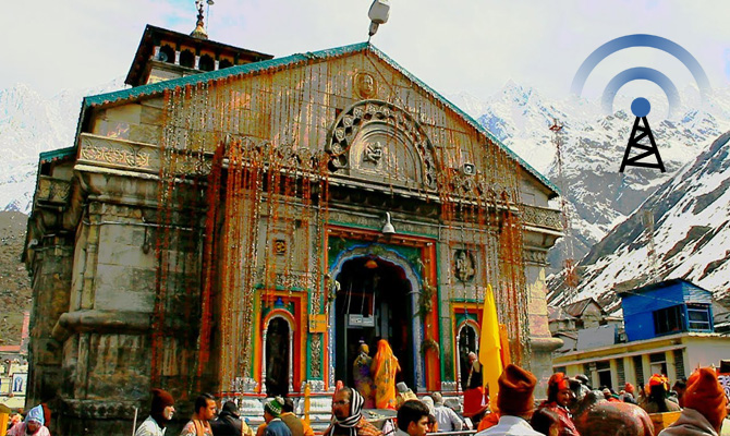 Free Heli Services, Wi-fi roll out in Kedarnath