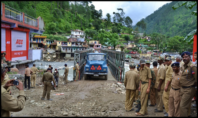 BRO personnel, unsung heroes of yatra preparations