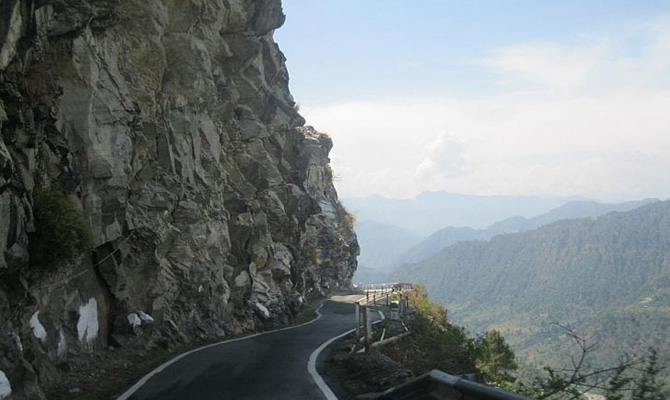 Double lane roads soon on Char Dham route