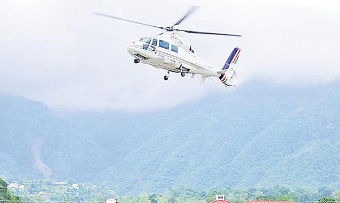 Air Connectivity & Kedarnath restoration main priorities in Chief Secy list