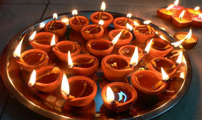 Diwali in Kedarnath