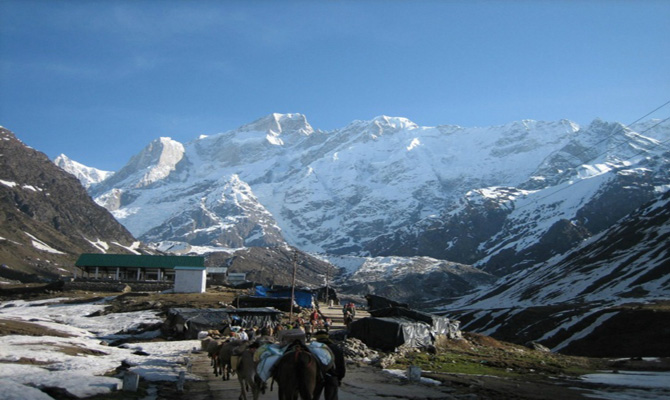 New Ghats in Kedarnath & Haridwar