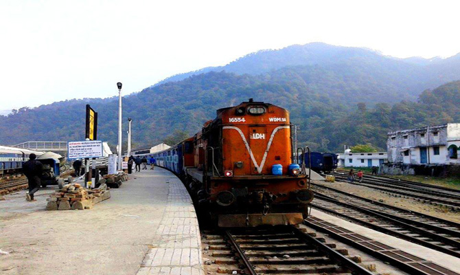 Rail line will be made till Gangotri and Yamunotri