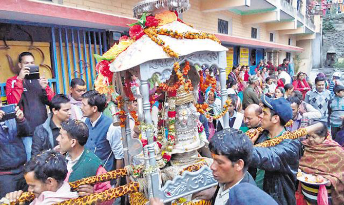 Winter Leg of Char Dham Yatra begins