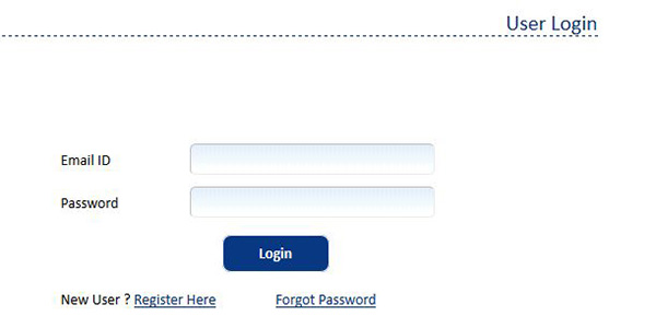 Login form for Online Registration for Chardham Yatra