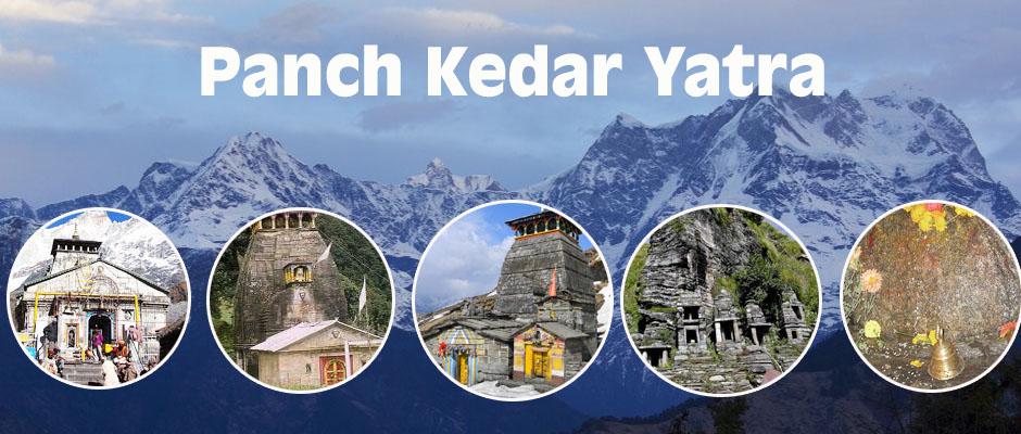 Panch Kedar Yatra