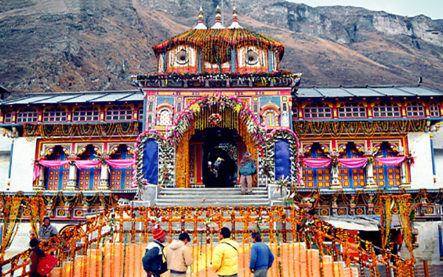 Badrinath Portal will open from May 2016