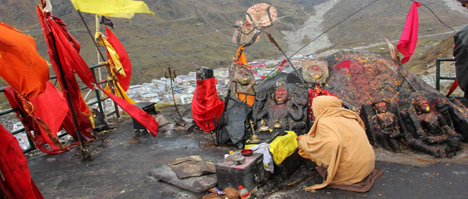 Bhairon Temple near Kedarnath