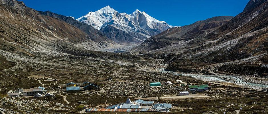 Bhojbasa on Gangotri GaumukhTapovan Trek