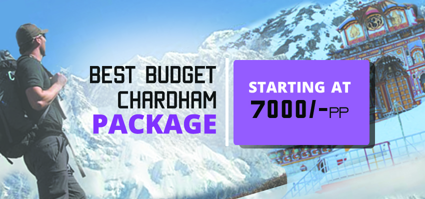 Budget Chardham Packages