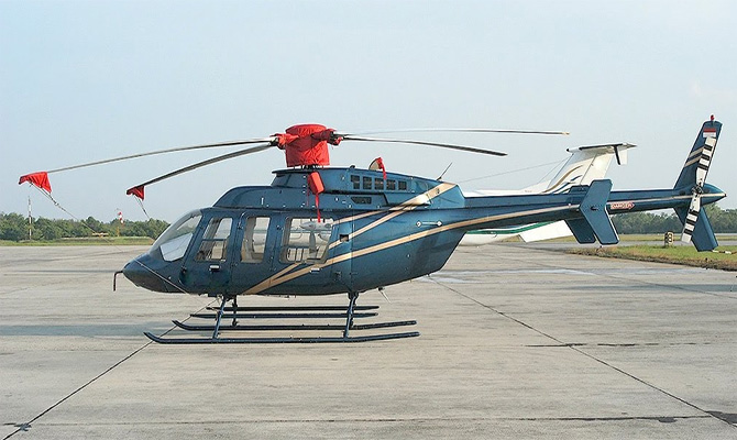 Char Dham Helicopter Tour from Jettech Aviation