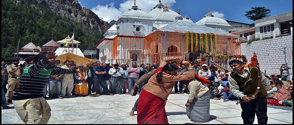 Gangotri Temple Legends & History