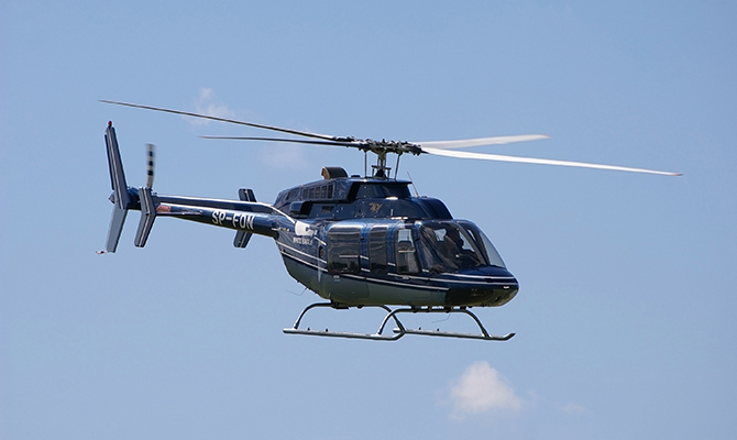 Jettech Aviation Do Dham Helicopter Tour