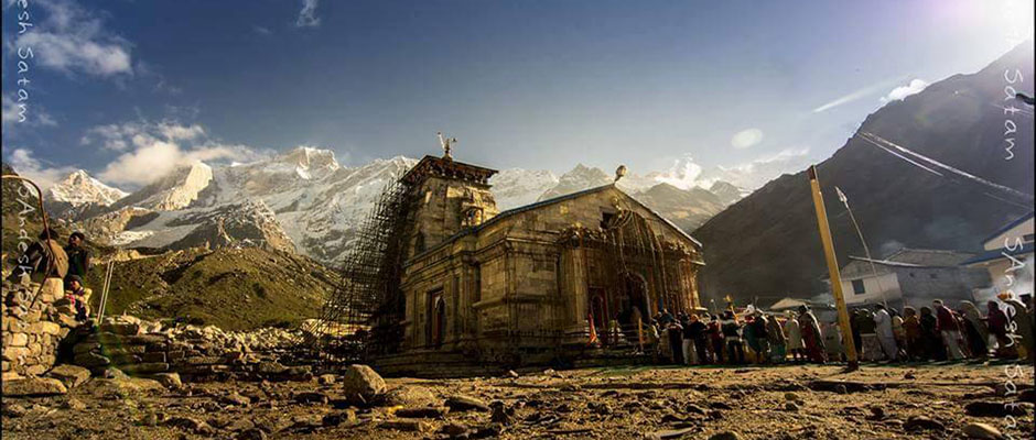 Kedarnath - Highest among the 12 Jyotirlingas